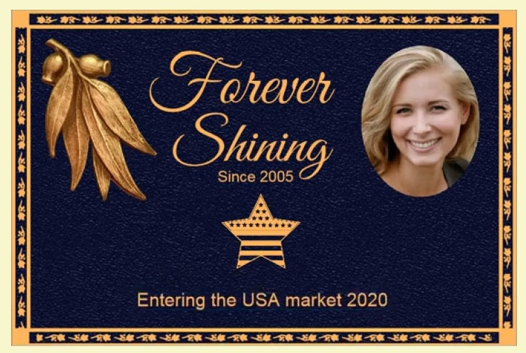 Forever Shining Entering US Market